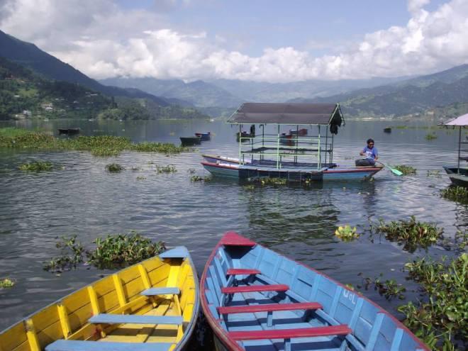 pokhara-het-phewa-meer